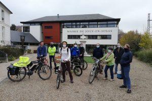 Repérage «Stationnement vélo» en centre ville